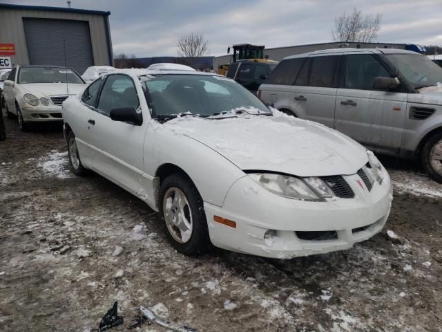 Salvage cars for sale from Copart Duryea, PA: 2005 Pontiac Sunfire