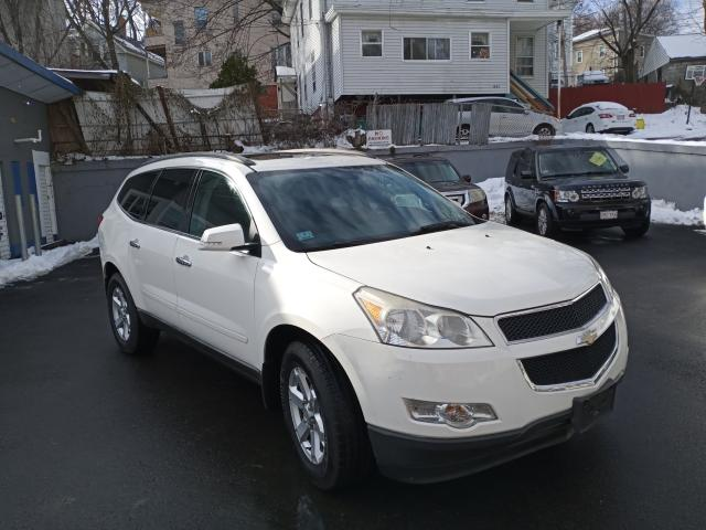 Vehiculos salvage en venta de Copart North Billerica, MA: 2011 Chevrolet Traverse L