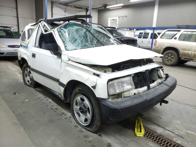 Salvage cars for sale from Copart Pasco, WA: 1996 GEO Tracker