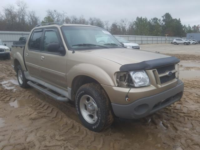Salvage cars for sale from Copart Gaston, SC: 2002 Ford Explorer S