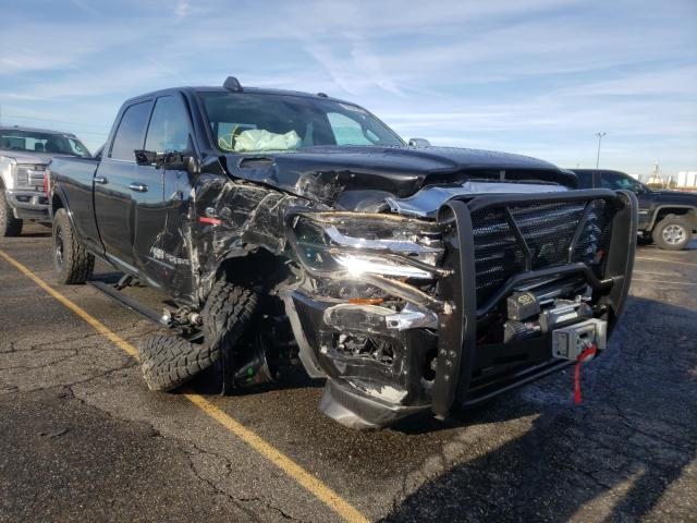 Salvage cars for sale from Copart Pasco, WA: 2019 Dodge RAM 3500 Longh