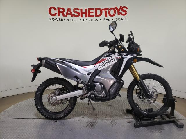 2018 Honda CRF250 L for sale in Dallas, TX