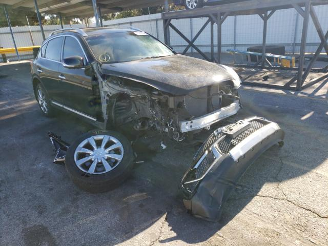 Salvage cars for sale from Copart San Diego, CA: 2016 Infiniti QX50