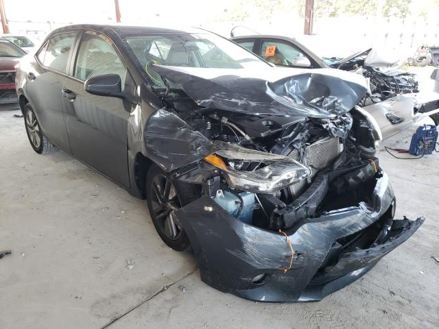 Salvage cars for sale from Copart Homestead, FL: 2016 Toyota Corolla EC