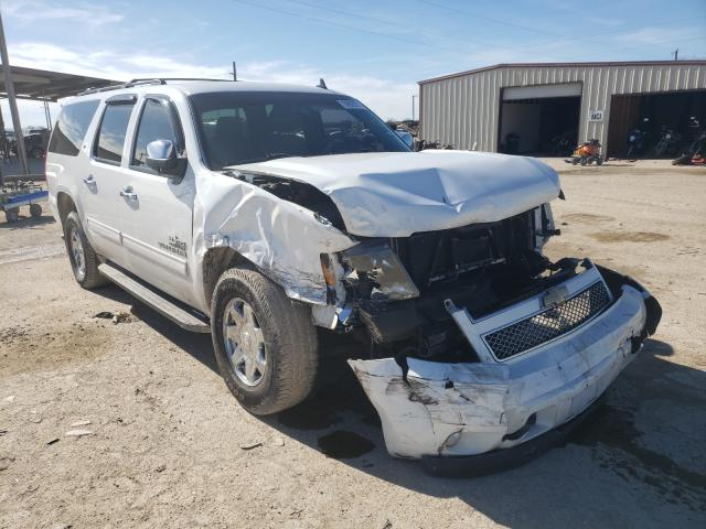 Salvage cars for sale from Copart Temple, TX: 2011 Chevrolet Suburban C