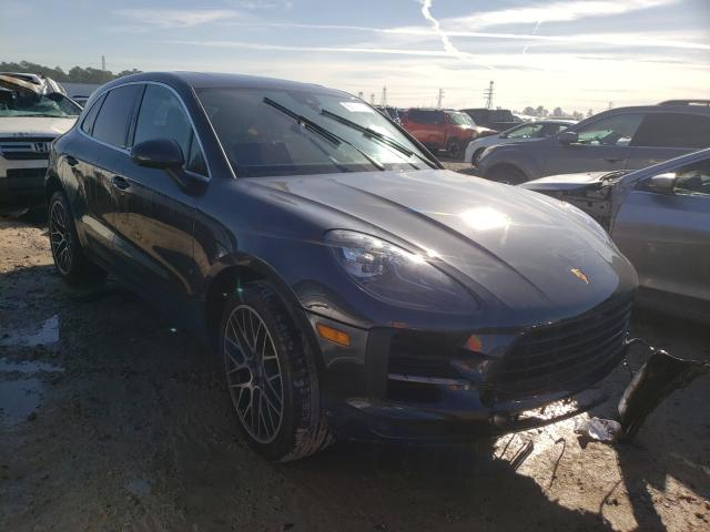 Porsche salvage cars for sale: 2020 Porsche Macan S