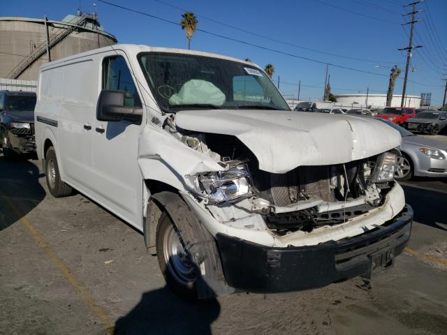 Nissan NV 1500 S salvage cars for sale: 2018 Nissan NV 1500 S