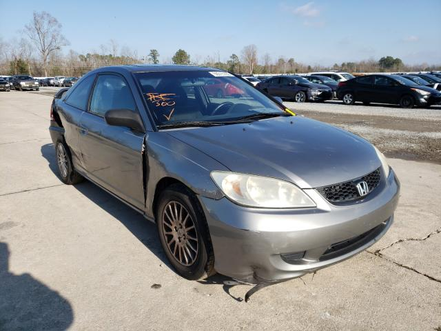 2005 Honda Civic EX for sale in Lumberton, NC