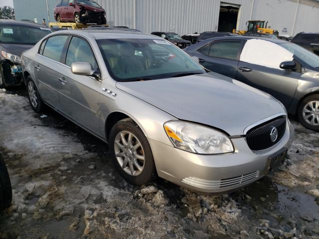 Buick Lucerne salvage cars for sale: 2008 Buick Lucerne