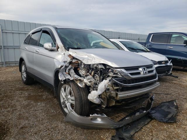 Salvage cars for sale from Copart Anderson, CA: 2011 Honda CR-V EXL