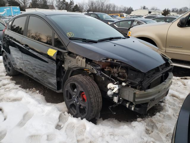 Ford Fiesta ST salvage cars for sale: 2017 Ford Fiesta ST