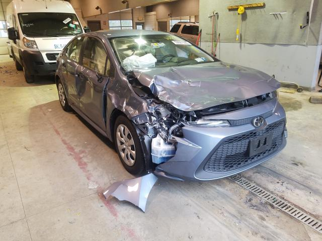 Salvage cars for sale from Copart Sandston, VA: 2020 Toyota Corolla LE