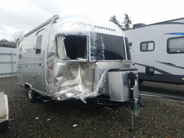 Salvage cars for sale from Copart Graham, WA: 2020 Airstream Travel Trailer