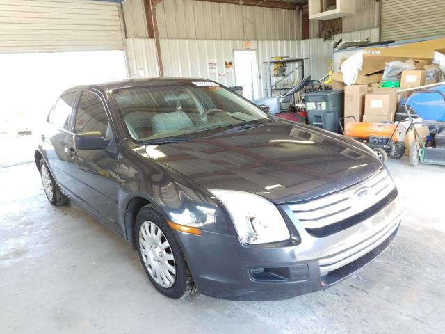 Salvage cars for sale from Copart Shreveport, LA: 2007 Ford Fusion S