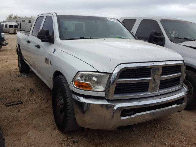 Salvage cars for sale from Copart San Antonio, TX: 2011 Dodge RAM 3500