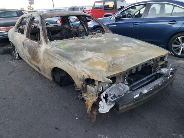 Salvage cars for sale from Copart Reno, NV: 2005 Ford Crown Victoria