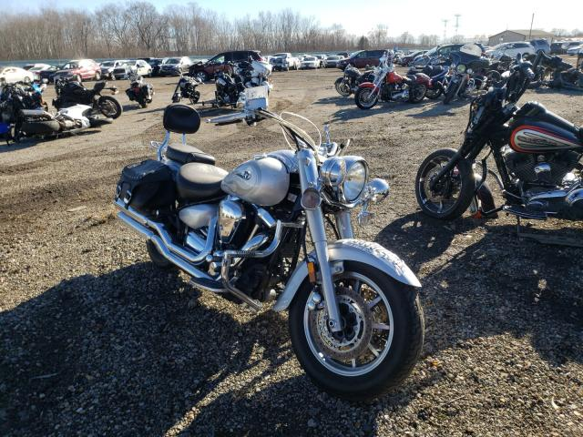 Salvage cars for sale from Copart Pekin, IL: 2007 Yamaha XV1700 A