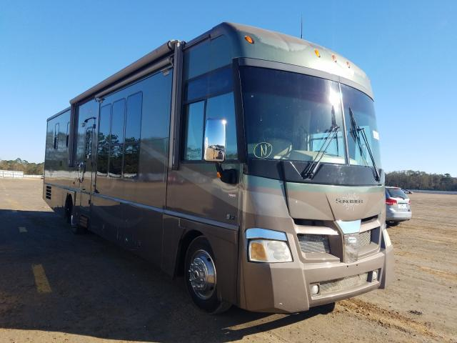 Workhorse Custom Chassis salvage cars for sale: 2006 Workhorse Custom Chassis Motorhome