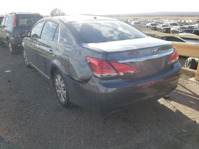 купить 2012 Toyota Avalon Bas 3.5L 4T1BK3DB9CU448696