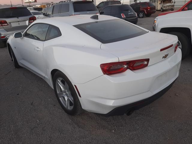 купить 2020 Chevrolet Camaro Ls 3.6L 1G1FB1RS7L0120910
