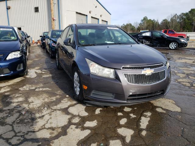 Vehiculos salvage en venta de Copart Memphis, TN: 2011 Chevrolet Cruze LS