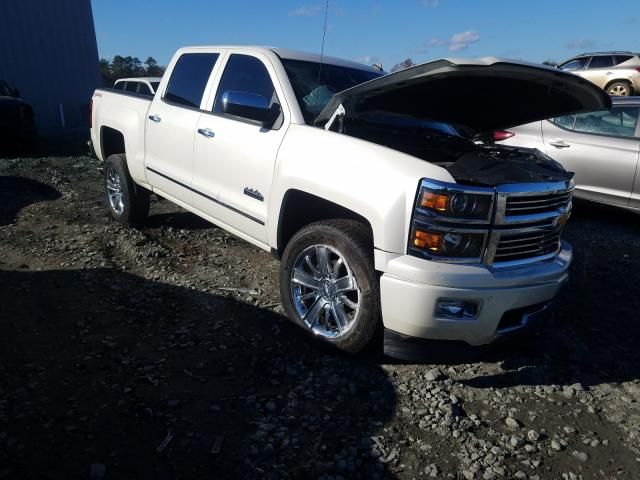 2014 Chevrolet Silverado en venta en Byron, GA