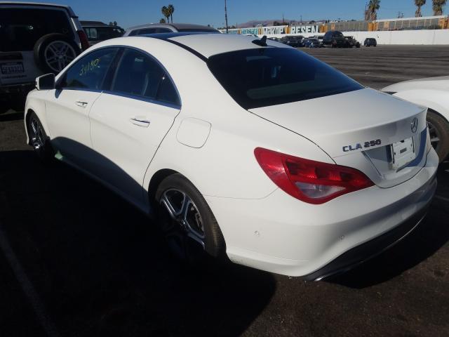 купить 2018 Mercedes-Benz Cla 250 2.0L WDDSJ4EB9JN547284
