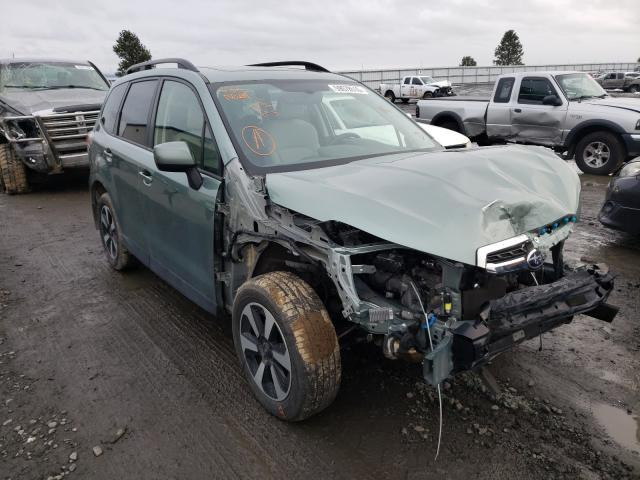 Salvage cars for sale from Copart Airway Heights, WA: 2018 Subaru Forester 2