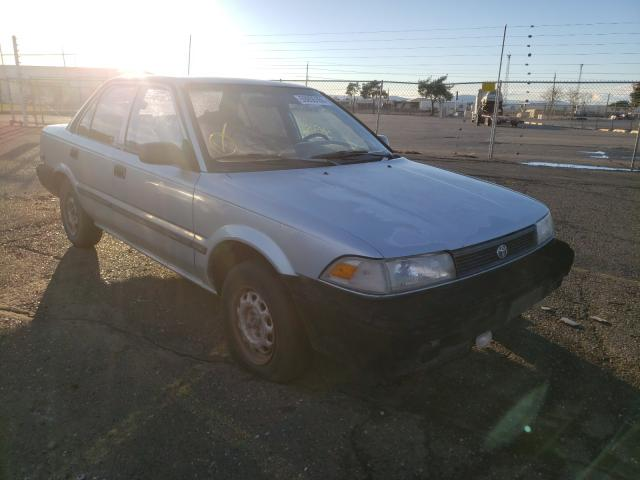 Salvage cars for sale from Copart Pasco, WA: 1992 Toyota Corolla