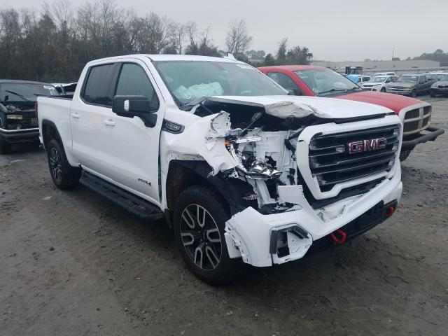 Salvage cars for sale from Copart Tifton, GA: 2020 GMC Sierra K15