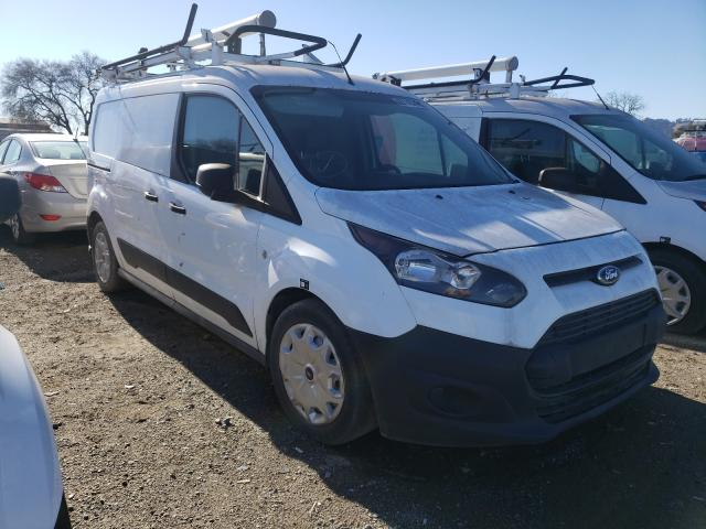 Salvage cars for sale from Copart San Martin, CA: 2014 Ford Transit CO