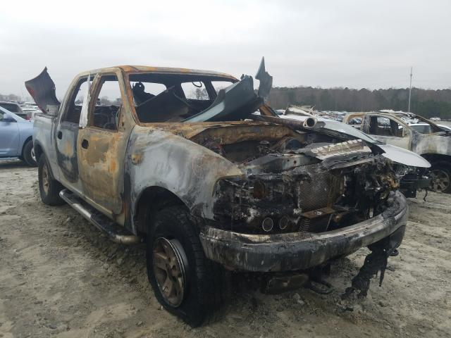 Salvage cars for sale from Copart Loganville, GA: 2003 Ford F150 Super