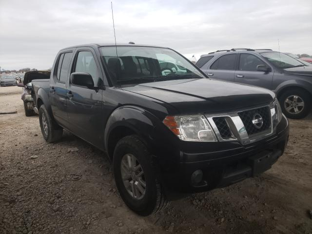Salvage cars for sale from Copart Temple, TX: 2016 Nissan Frontier S