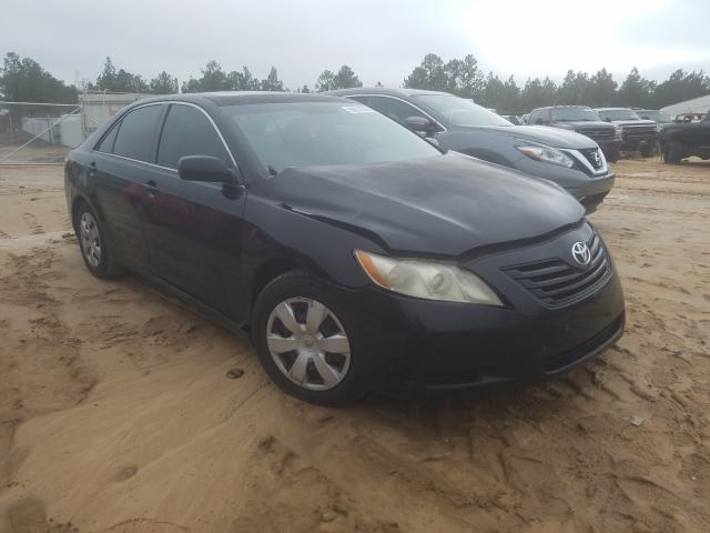Salvage cars for sale from Copart Gaston, SC: 2007 Toyota Camry CE