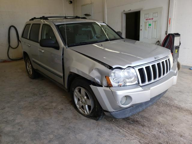 Salvage cars for sale at Madisonville, TN auction: 2007 Jeep Grand Cherokee