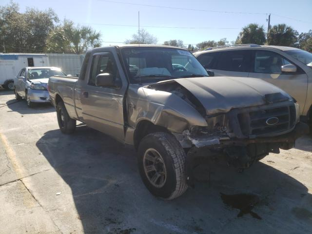 Salvage cars for sale from Copart Punta Gorda, FL: 2005 Ford Ranger SUP