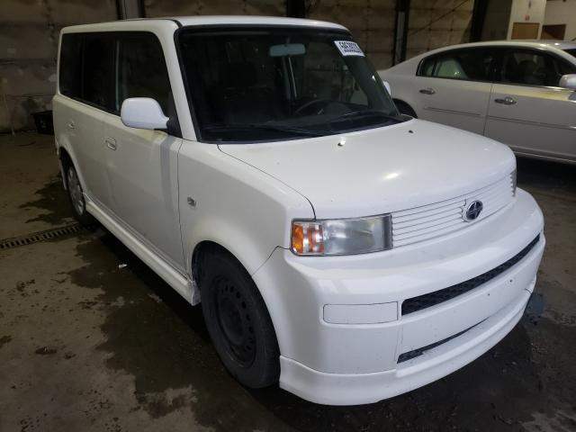 Salvage cars for sale from Copart Graham, WA: 2006 Scion XB