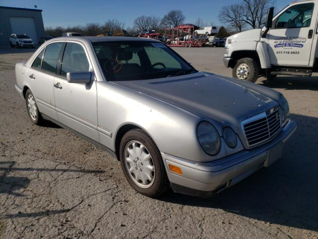 Salvage cars for sale from Copart Rogersville, MO: 1997 Mercedes-Benz E 320