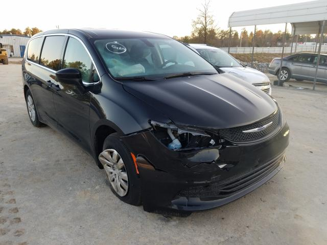 Chrysler Voyager L salvage cars for sale: 2020 Chrysler Voyager L