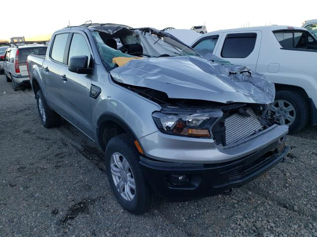 Salvage cars for sale from Copart Reno, NV: 2020 Ford Ranger SUP