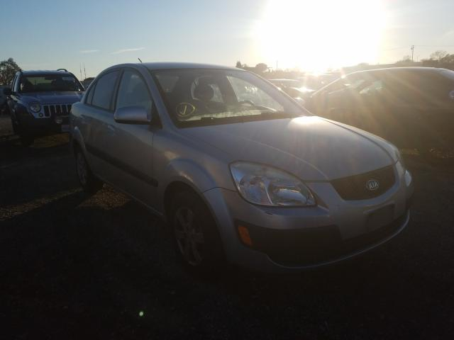 Salvage cars for sale from Copart Antelope, CA: 2009 KIA Rio Base