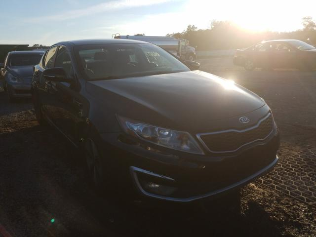 Salvage cars for sale from Copart Jacksonville, FL: 2011 KIA Optima Hybrid