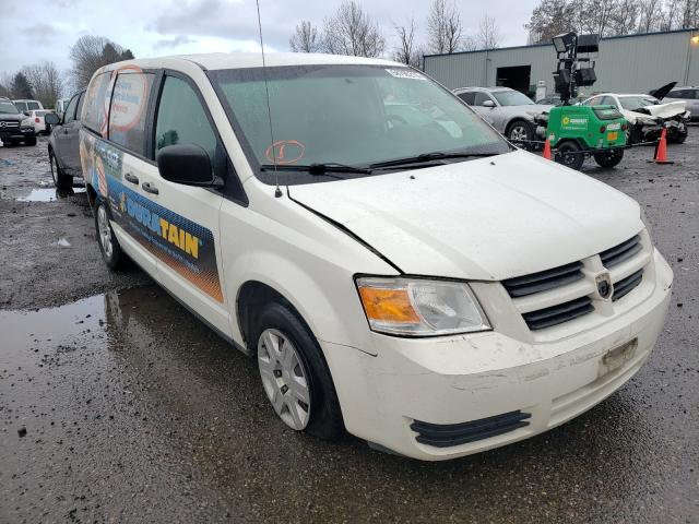 Salvage cars for sale from Copart Portland, OR: 2010 Dodge Grand Caravan
