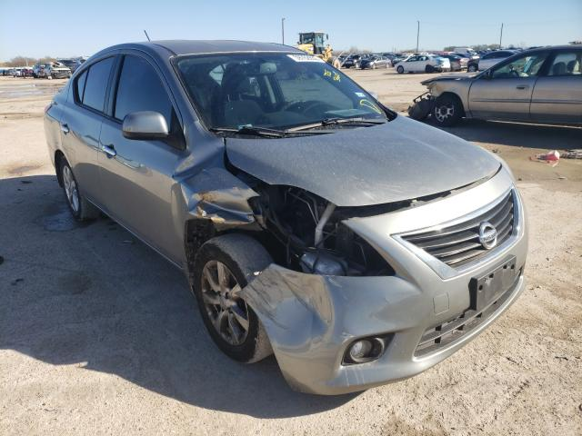 Salvage cars for sale from Copart Temple, TX: 2013 Nissan Versa S