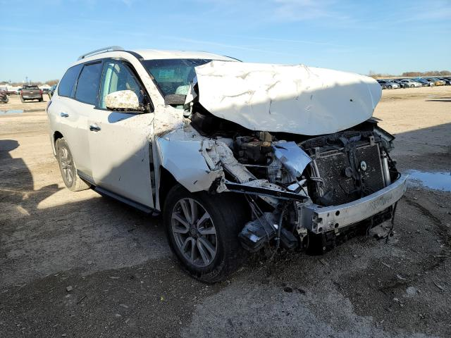 Nissan Pathfinder salvage cars for sale: 2013 Nissan Pathfinder