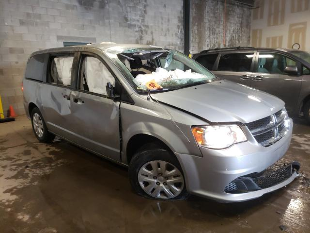 Dodge salvage cars for sale: 2019 Dodge Grand Caravan
