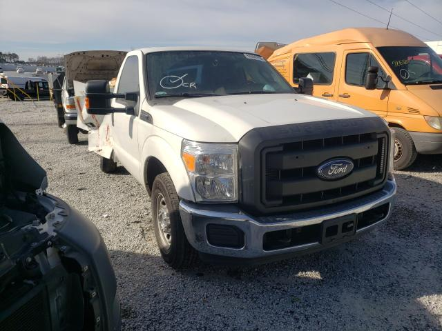 Salvage cars for sale from Copart Loganville, GA: 2016 Ford F250 Super
