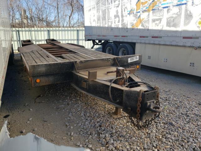 Salvage cars for sale from Copart Kansas City, KS: 1999 Utility Trailer