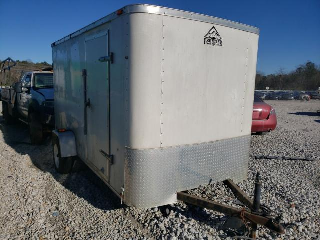 Cargo salvage cars for sale: 2007 Cargo Trailer