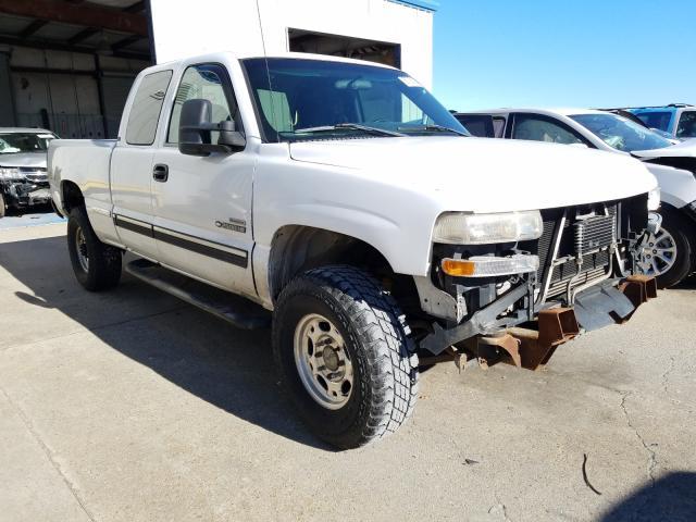Vehiculos salvage en venta de Copart New Orleans, LA: 2001 Chevrolet Silverado
